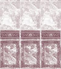 Коллекция с фризом: Барон Бордо