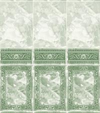 Коллекция с фризом: Барон Зеленый