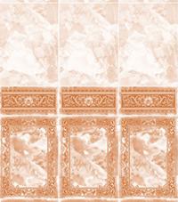 Коллекция с фризом: Барон Оранжевый