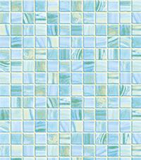 Коллекция Основные цвета: Смальта голубая