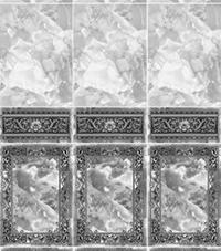Коллекция с фризом: Барон Черный