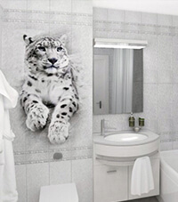 Коллекция Panda: Белые кружева