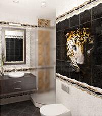 Коллекция Panda: Леопард